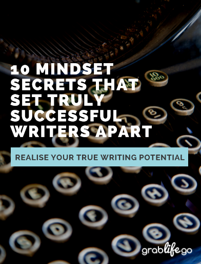 successful writers mindset
